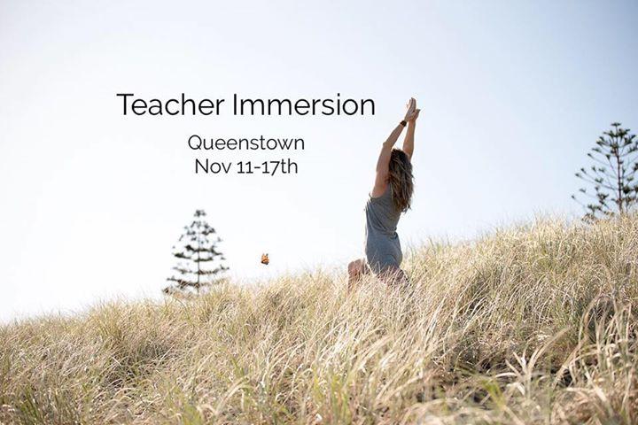Teacher Immersion- Queenstown