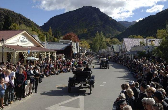 The Akarua Arrowtown Autumn Festival
