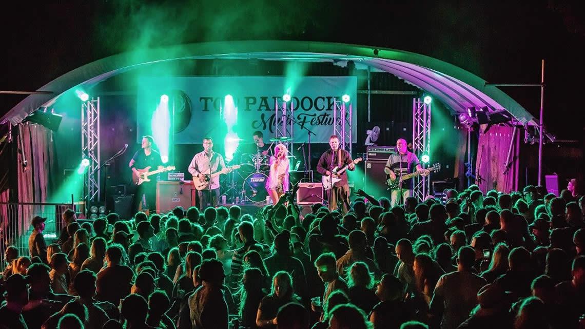 Top Paddock Music Festival 2018