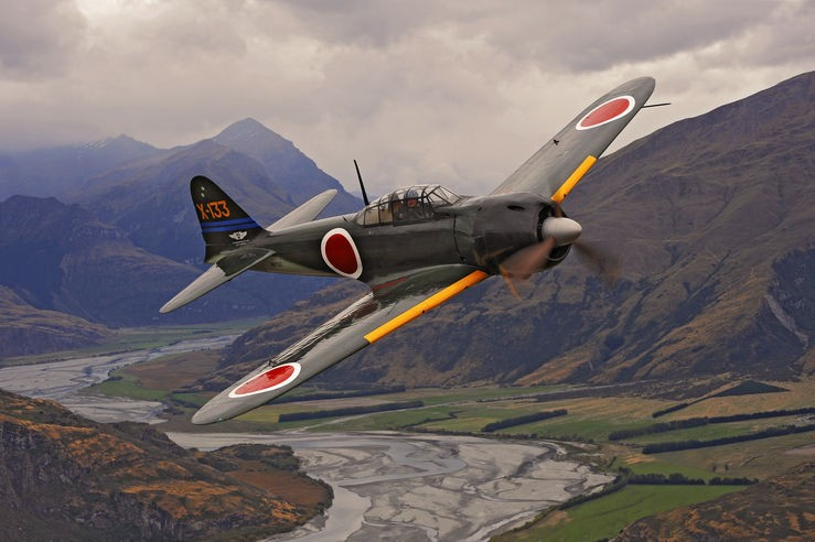 Warbirds Over Wanaka International Airshow 2018
