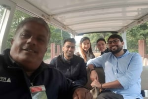 Agra: 3-Day Golden Triangle Tour To Jaipur & Delhi