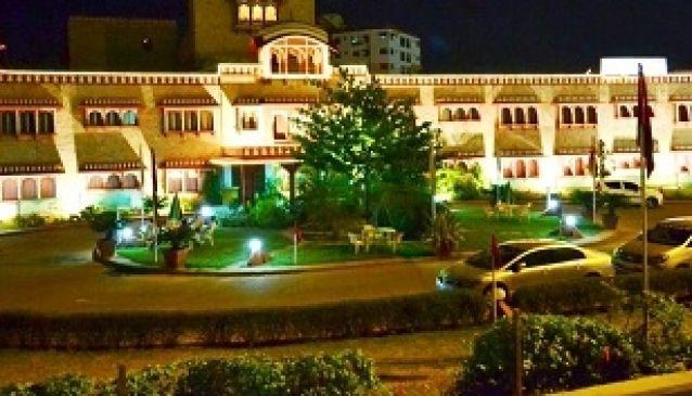 Ashok Hotel Jaipur