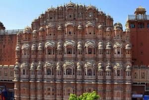 Delhi: 6-Day Golden Triangle & Varanasi Private Tour