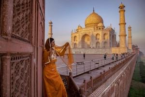 Delhi: Overnight Agra City-Highlights Tour
