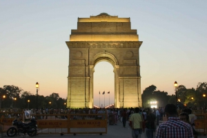 Delhi: Private 3-Day Golden Triangle Experience