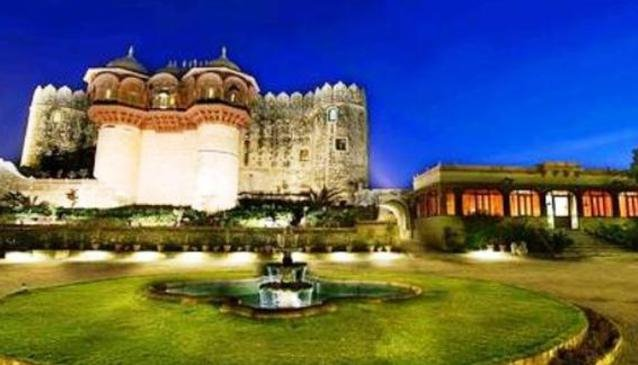 Fort Khejarla Hotel Jodhpur