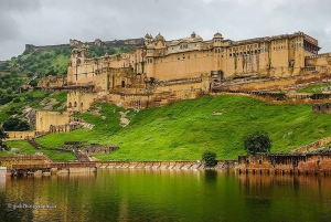 From Delhi: Full-Day Private Sightseeing Tour of Jaipur