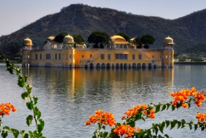 From Delhi: Private 4-Day Golden Triangle Luxury Tour