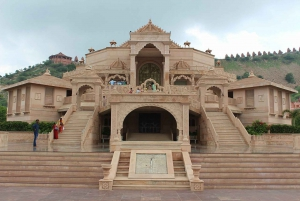 From Jaipur: Private Ajmer and Pushkar Guided Tour