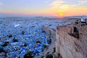 From Jaipur: Private Transfer to Jodhpur, Delhi or Agra