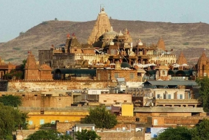 From Jodhpur: Guided Day Trip to Osian with Camel Safari