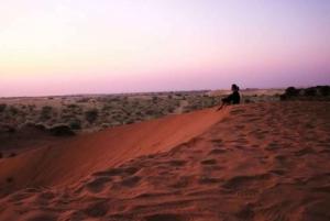 From Jodhpur: Overnight Stay in Desert with Camel Safari
