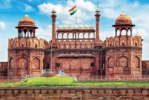 From Udaipur: Private Transfer to Delhi, Jaipur, or Pushkar