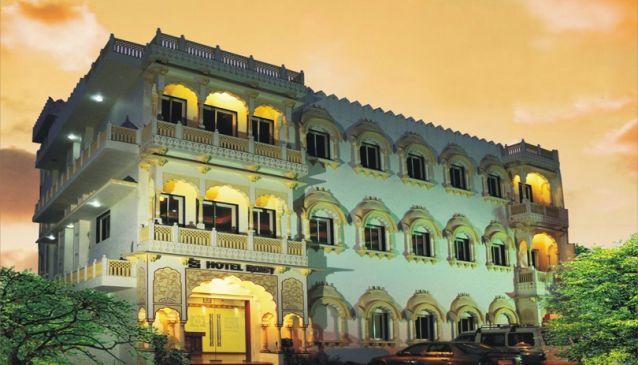 Hotel Ruby Jaipur