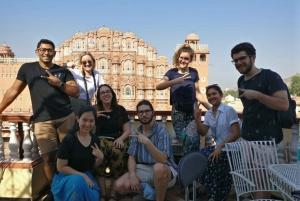 Jaipur: 1.5-Hour Cultural Walking Tour