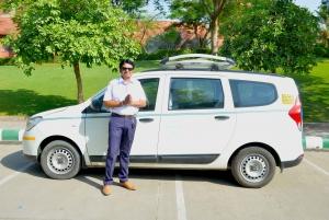 Jaipur: 3-Day Golden Triangle Tour to Agra & Delhi