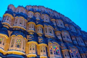 Jaipur: Evening Walking Tour