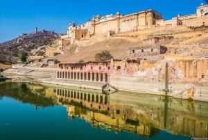 Jaipur: Full-Day Palaces & Market Tour