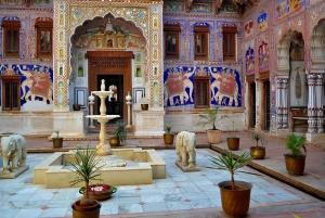 Jaipur: Full-Day Shekhawati Tour