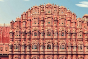 Jaipur: History Street Food Tour with Local Guide