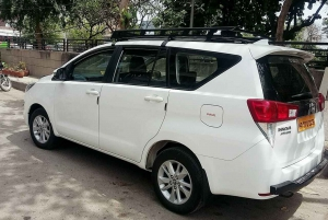 Jaipur: Private Transfer to/from Sawai Madhopur