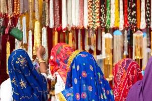 Jaipur: Shopping Tour with Pickup