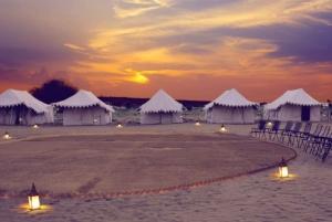 Jaisalmer 3-Day Tour From Jodhpur