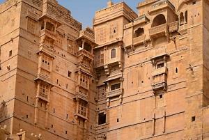 Jaisalmer Private City Tour with Camel Safari in Desert