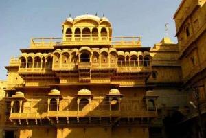 Jaisalmer: Private City Tour with Camel Safari