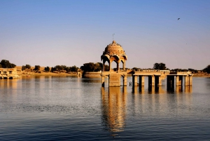 Jaisalmer: Private Transfer Servicer to Jodhpur