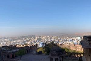 Jodhpur: 2-Day City and Temples Tour with Camel Safari