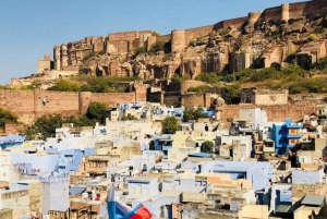 Jodhpur City Sightseeing: Full-Day Private Tour