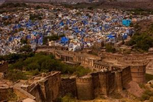 Jodhpur: Evening Walking Tour