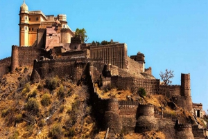Kumbhalgarh Fort: Full-Day Private Tour with Lunch