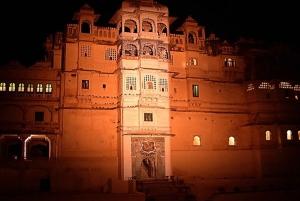 Mewar Evening Light & Sound Show with Dinner