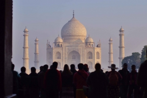 One way City Transfer To/From Agra and Jaipur