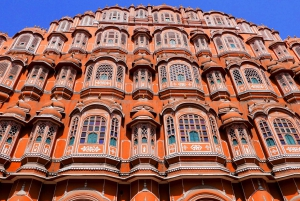 Private Day Tour of Pink City Jaipur