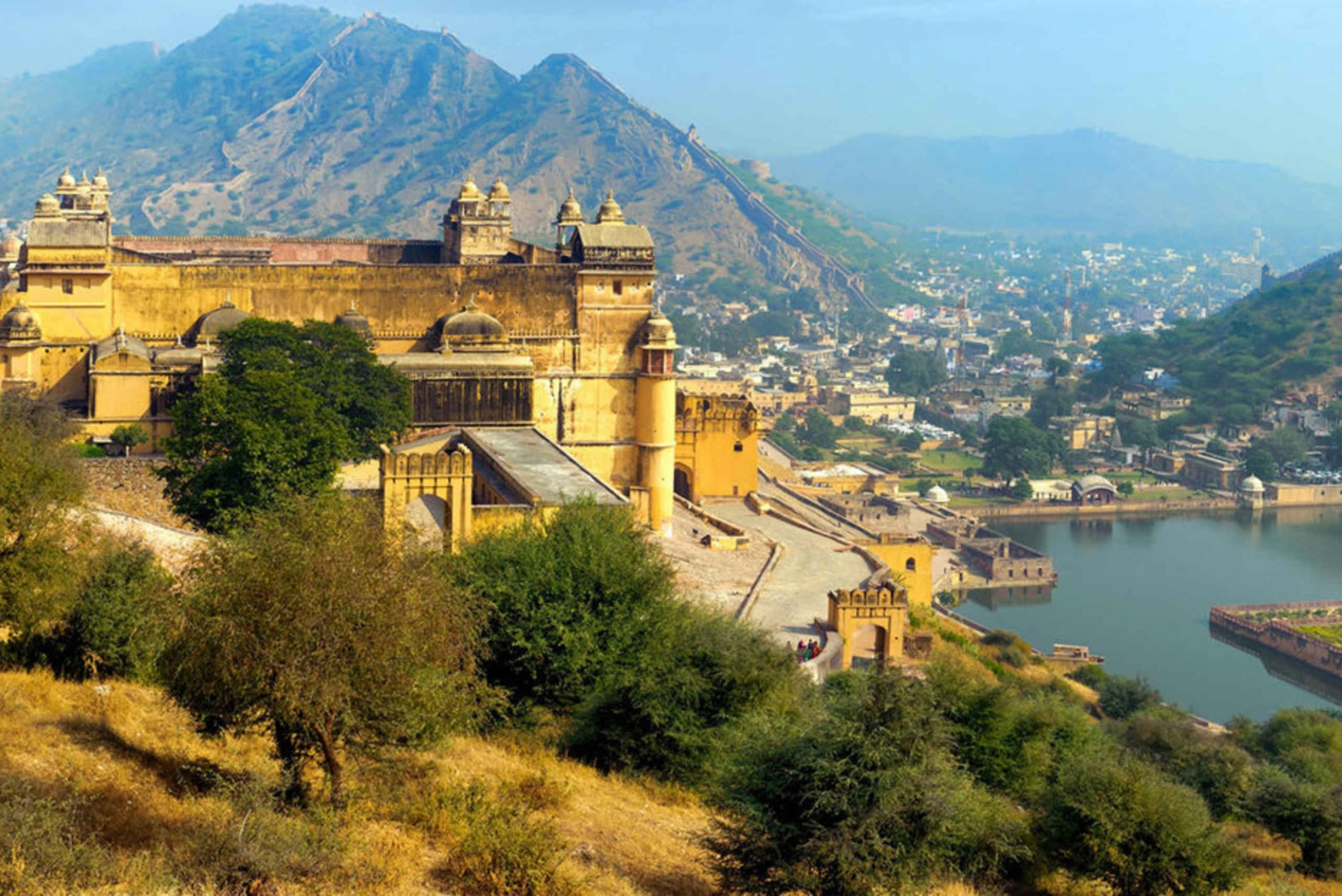 Private Jaipur Day Tour From Delhi