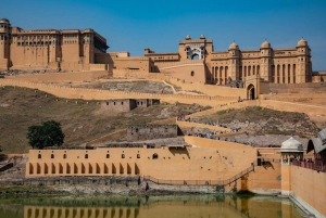 Private Jaipur Full-Day Tour by Tuk-Tuk