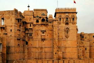 Private Jaisalmer City Tour with Fort and Heritage Havelis