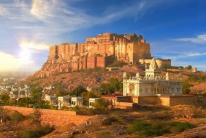 Transfer from Jodhpur to Jaisalmer
