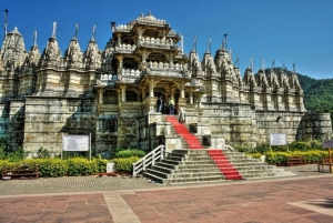 Transfer from Jodhpur to Udaipur via Jain Temple in Ranakpur