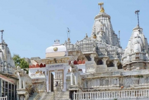 Udaipur City: Private Sightseeing Tour