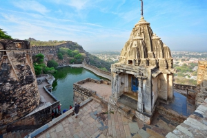 Udaipur: Skip-the-Line Chittorgarh Fort & Optional Add-Ons