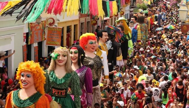 Best cities to spend Carnival in Pernambuco