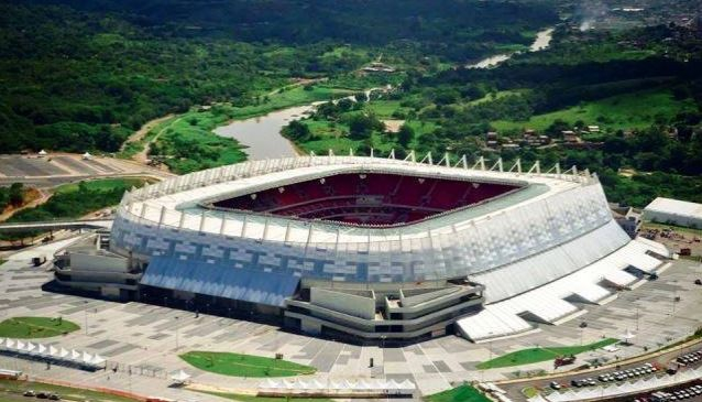 The Fifa World Cup returns to Recife