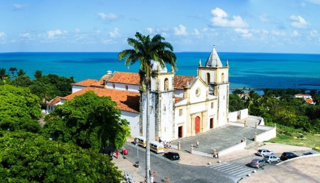 Top 10 Religious Monuments of Recife and Olinda