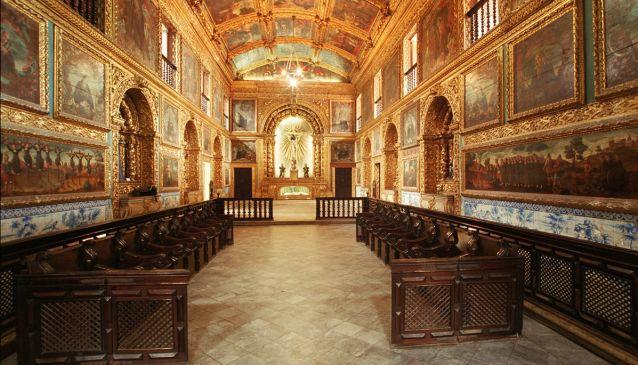 Capela Dourada - Golden Chapel
