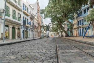 From Recife Old Town and Olinda City Tour