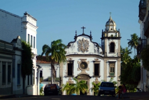 From Recife: Recife Old Town and Olinda City Tour
